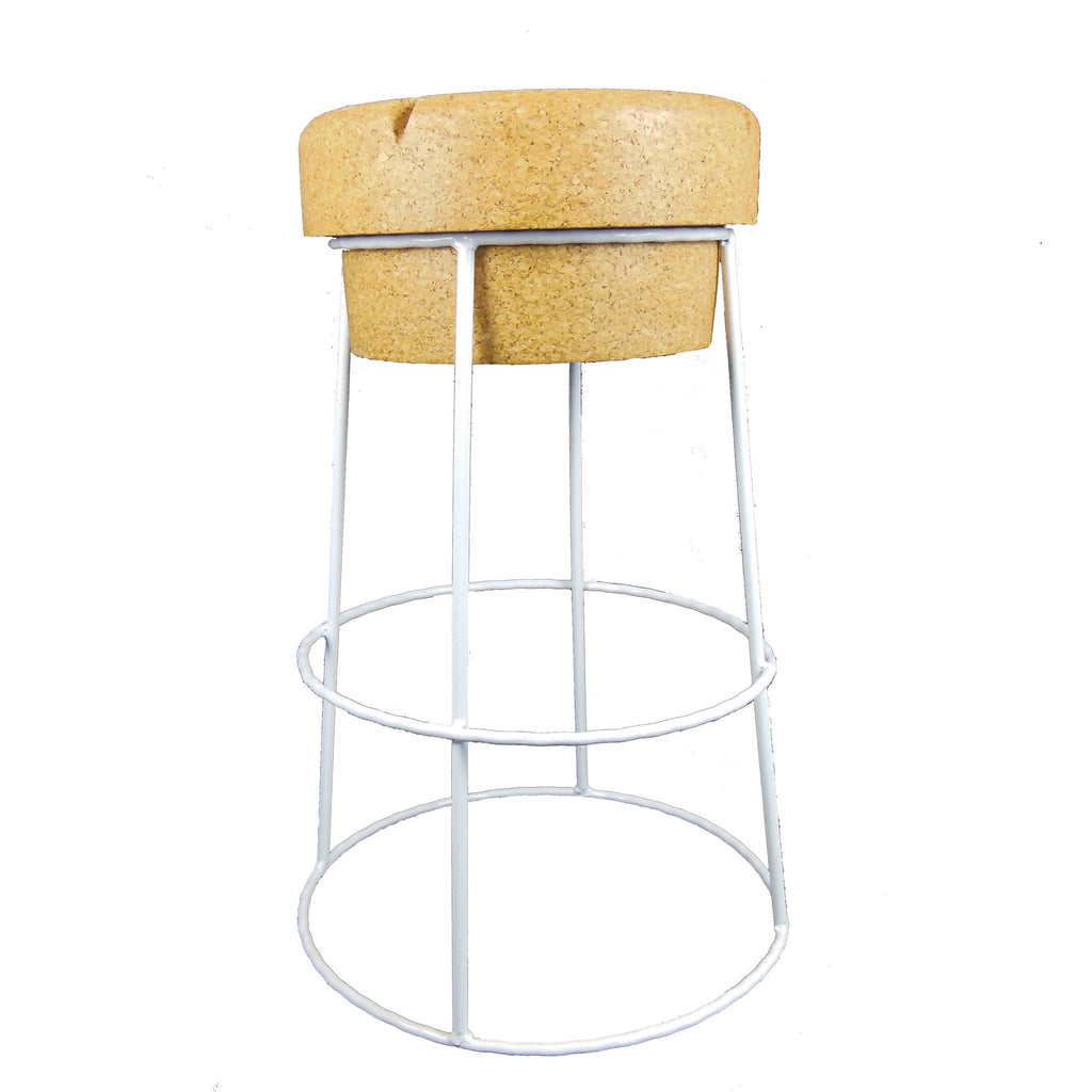 Furniture - XL Cork Bar Stool
