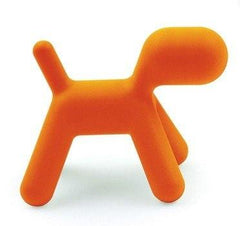 Magis Puppy Chair orange dog chair  : www.decorelo.co.uk