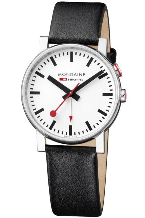 Gifts,Home Accessories,Sale,Brands - Mondaine Evo Wristwatch With Alarm