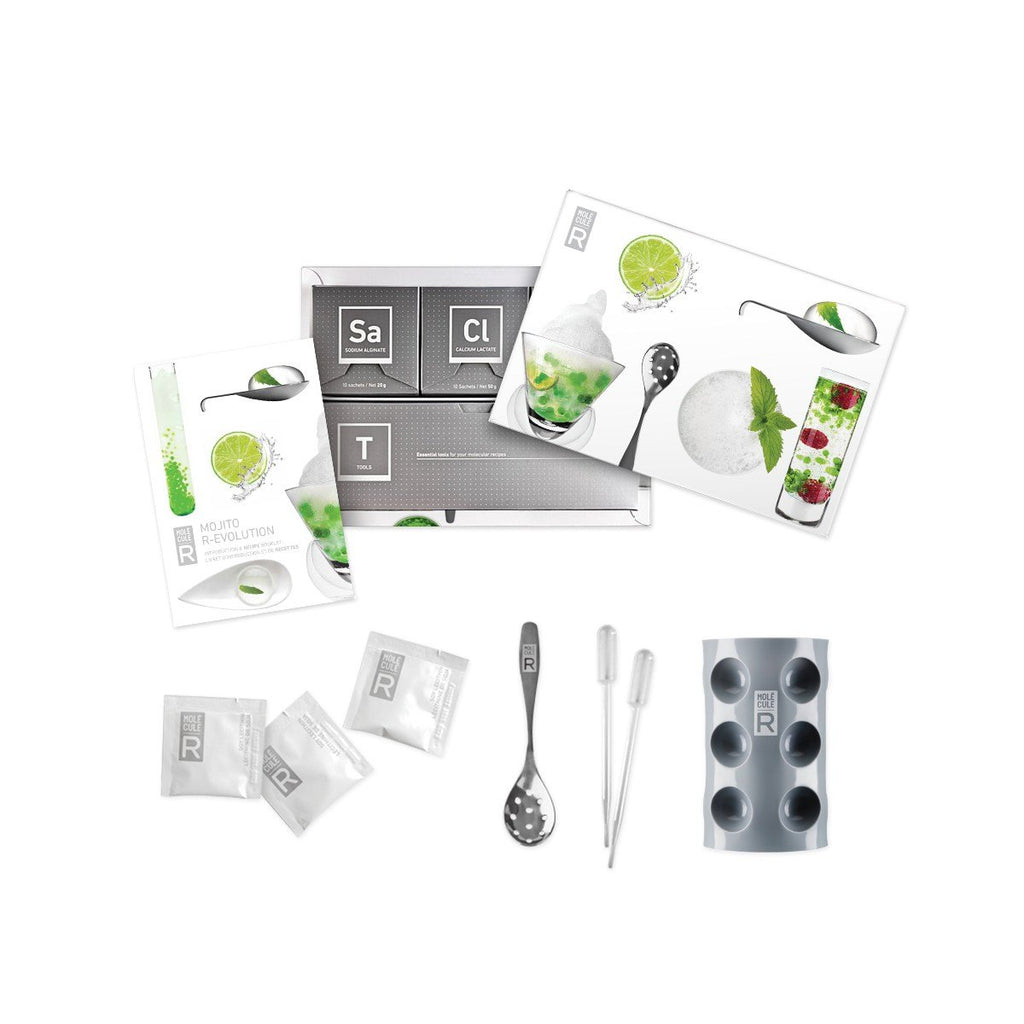 Gifts,Kitchen,Bestsellers - Molecule R-evolution Mojito Kit