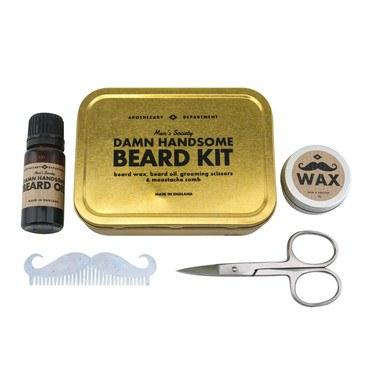 Men's Society Damn Handsome Hipster Kit
