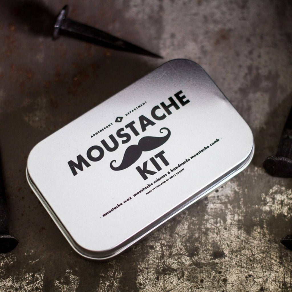 Gifts,Latest Trends - Men's Society Moustache Grooming Kit