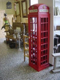 Gifts - London Red Telephone Box Wine Rack