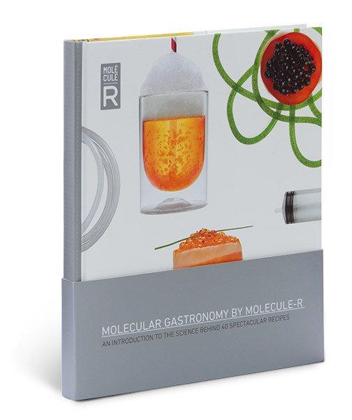 Gifts - Molcule-R Molecular Gastronomy Cookbook