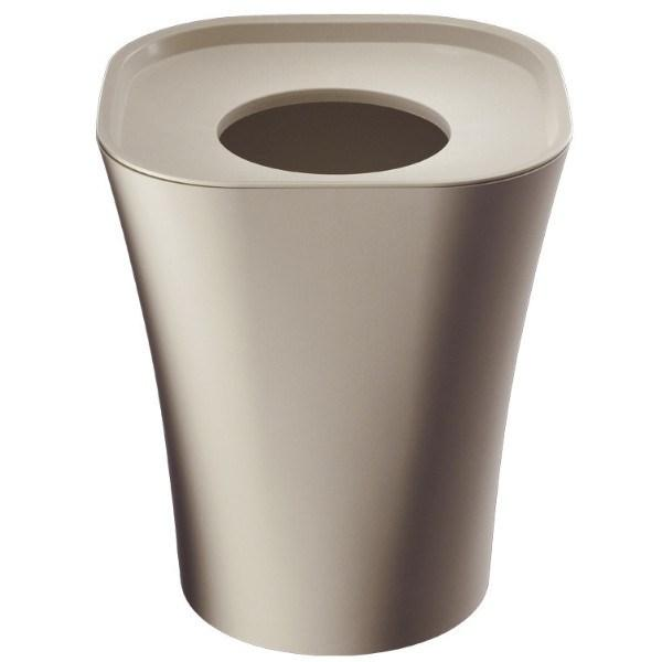 Magis Trash Waste Paper Bin  Large / Beige - IN STOCK: www.decorelo.co.uk