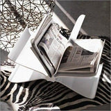 Home Accessories,Brands - Kartell Front Page Magazine Rack