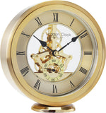Home Accessories,Brands - London Clock Company Skeleton Round Gold Clock
