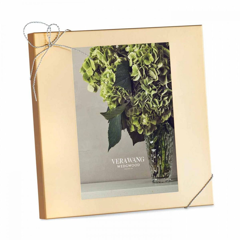 Home Accessories,Brands,Sale,Gifts - Vera Wang Love Knots Gold Photo Frame