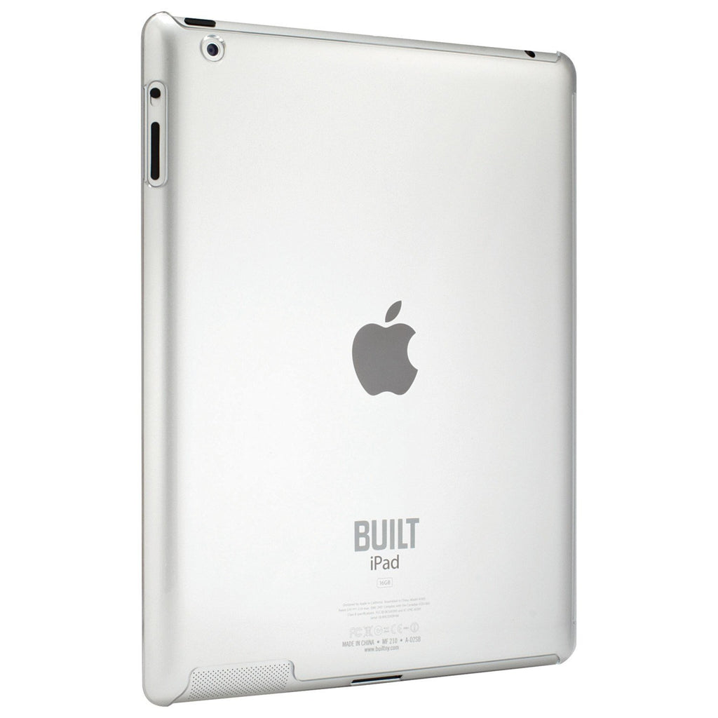 Built NY Smart Back for iPad 2 Smart Cover  Transparent Clear: www.decorelo.co.uk