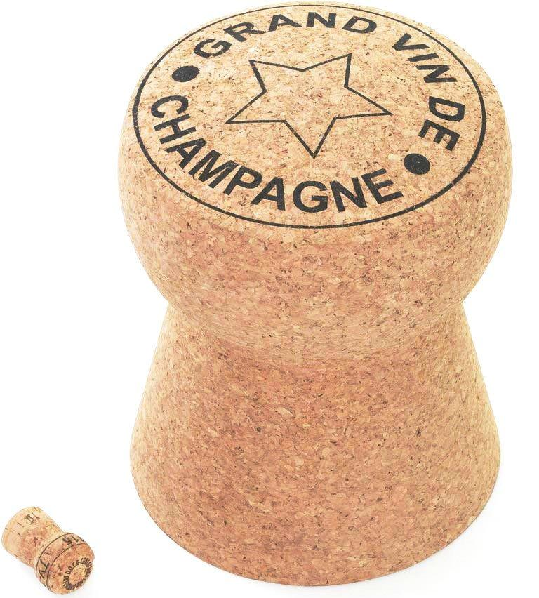 Home Accessories,Gifts,Sale - Giant Champagne Cork Door Stop