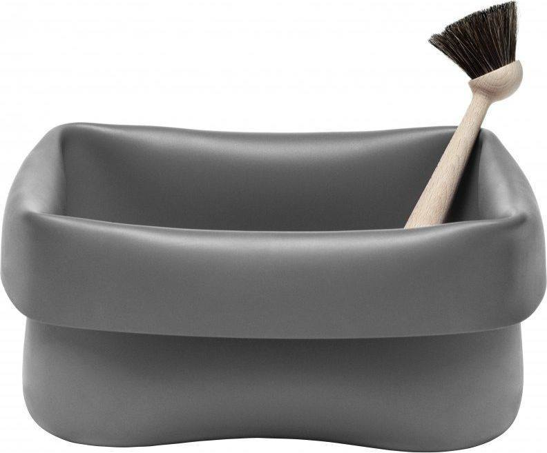 Home Accessories,Kitchen,Brands,Gifts,Latest Trends - Normann Copenhagen Rubber Washing Up Bowl & Brush
