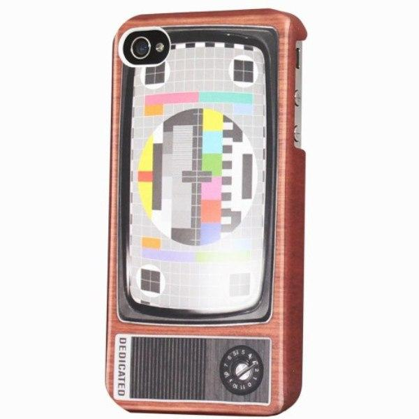Home Accessories,Sale,Gifts,Gadgets & Tech,Latest Trends - Dedicated To TV IPhone 4 Or 4S Case