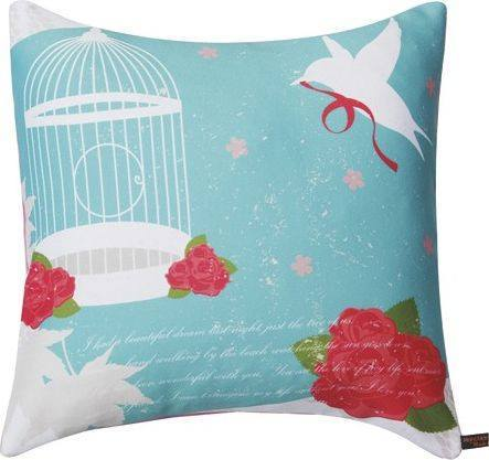Home Accessories,Sale - Roses With Love Red Rose Cushion