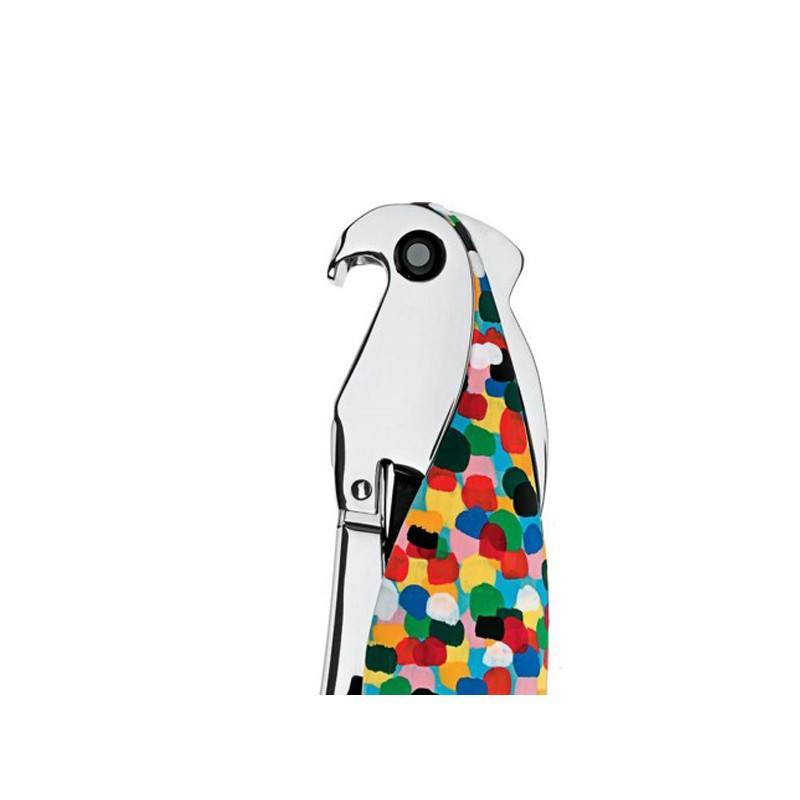 Kitchen,Brands,Sale - Alessi Parrot Proust Corkscrew Bottle Opener