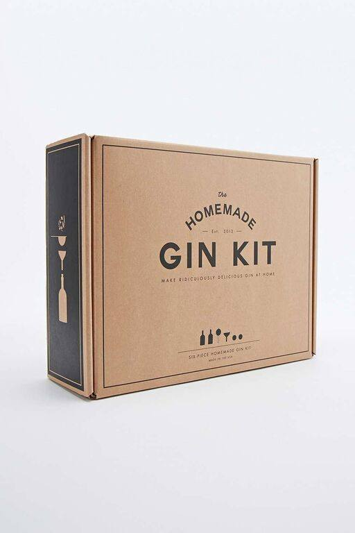 Kitchen,Gifts,Bestsellers - Men's Society Homemade Gin Kit