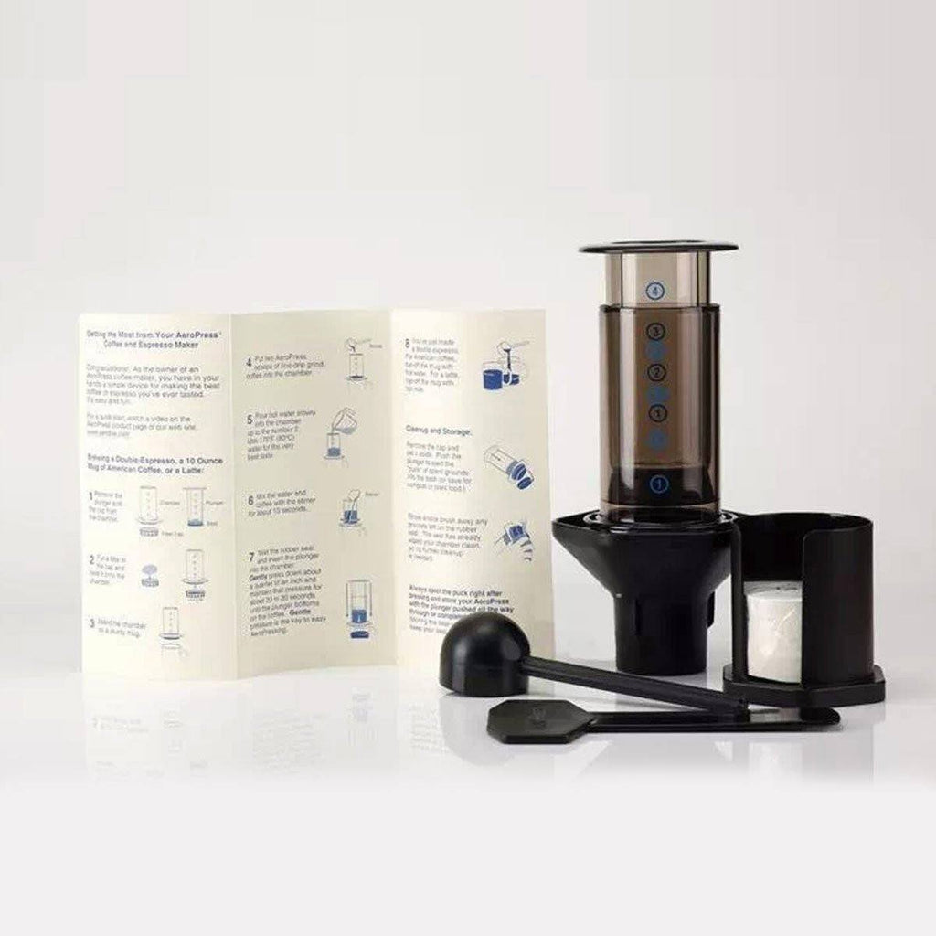Kitchen,Gifts,Latest Trends - Aerobie Aeropress Coffee Maker With Stainless Steel Filter