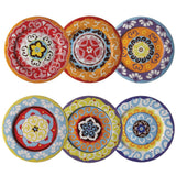 Kitchen,Gifts - Nador Dinner Plates - Set Of Six