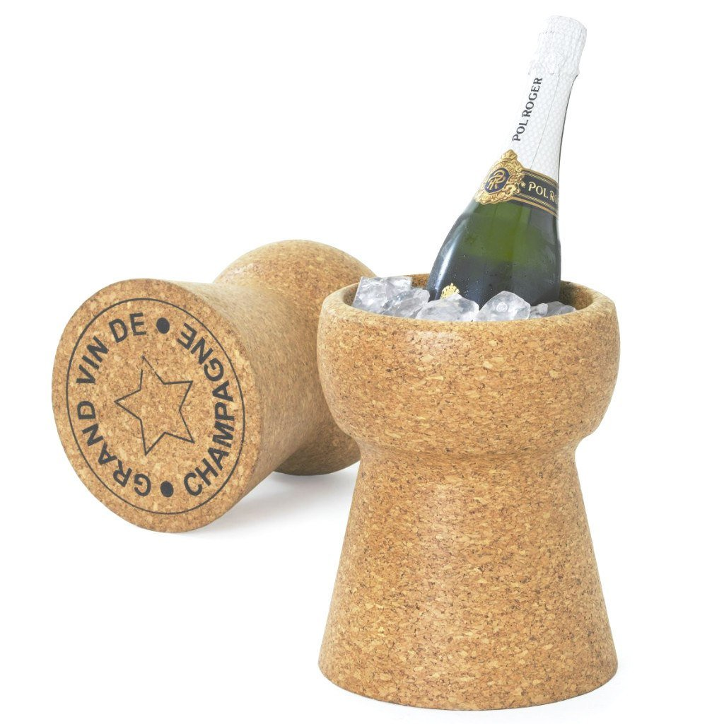 Kitchen,Gifts,Sale,Latest Trends - Champagne Cork Ice Bucket