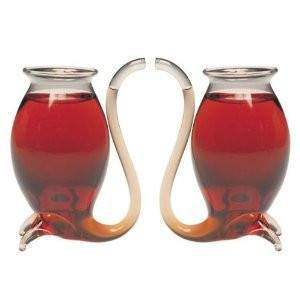 Port Sipper Set with 4 Glasses  : www.decorelo.co.uk