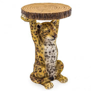 Seletti Monkey Standing Up Floor Lamp Black