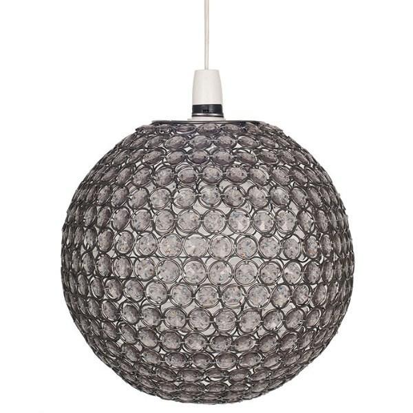 Lighting,Brands - Aimbry Shimmer Glass Ball Ceiling Pendant