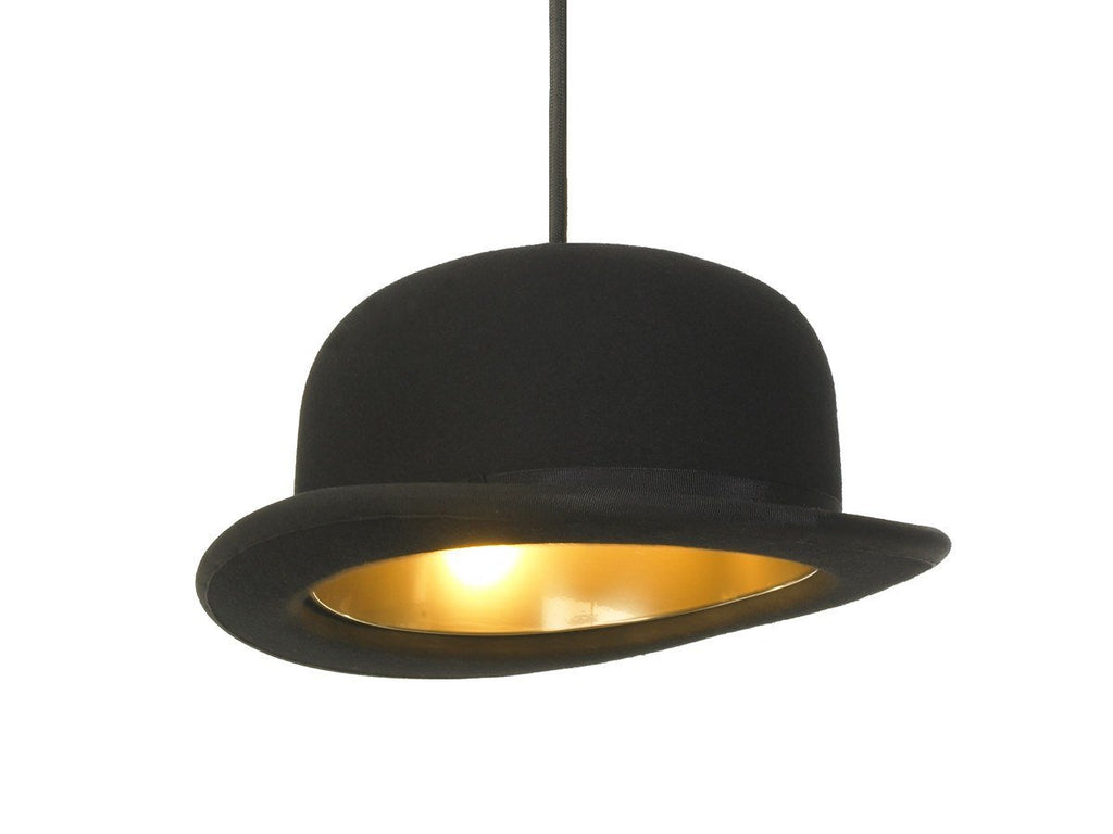 Innermost Jeeves Bowler Hat Light  : www.decorelo.co.uk