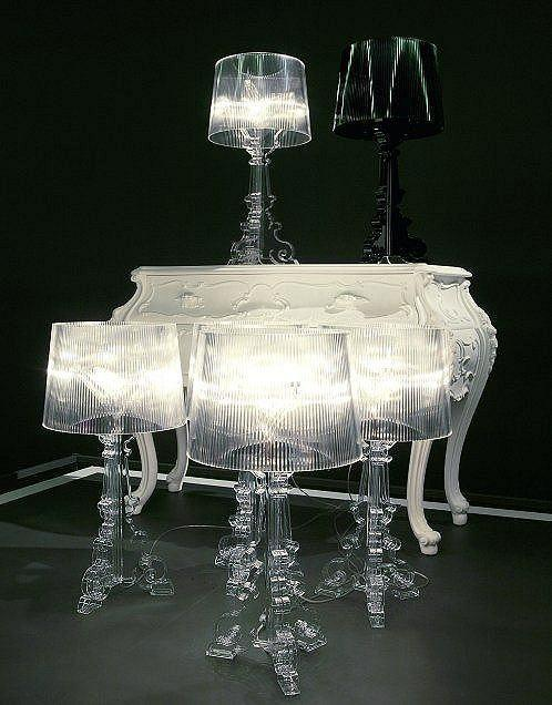 Lighting,Brands,Designers - Kartell Bourgie Table Lamp