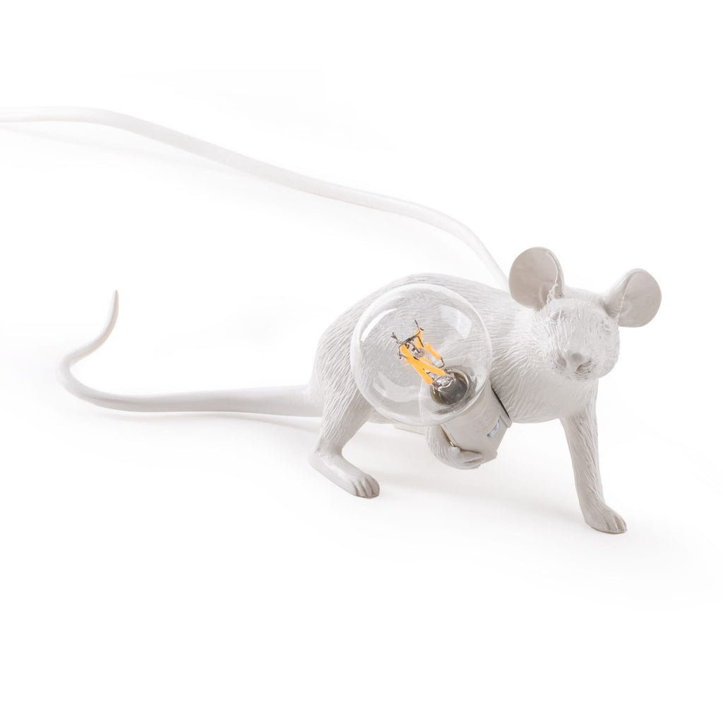 Seletti Mouse Lie Down Table Lamp  : www.decorelo.co.uk