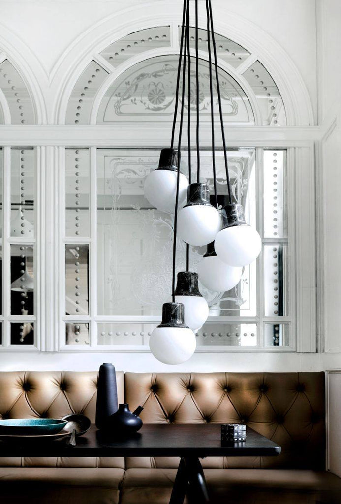 Lighting,Brands,Latest Trends - & Tradition Mass Light NA6 Pendant