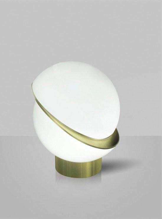 Lighting,Brands - Lee Broom Crescent Table Lamp