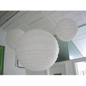 Seletti Globe Paper Lantern Light Shade  : www.decorelo.co.uk