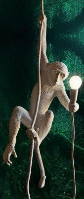 Seletti Monkey Ceiling Light  : www.decorelo.co.uk