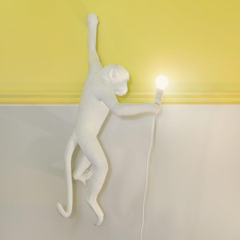Seletti Monkey Wall Light  : www.decorelo.co.uk