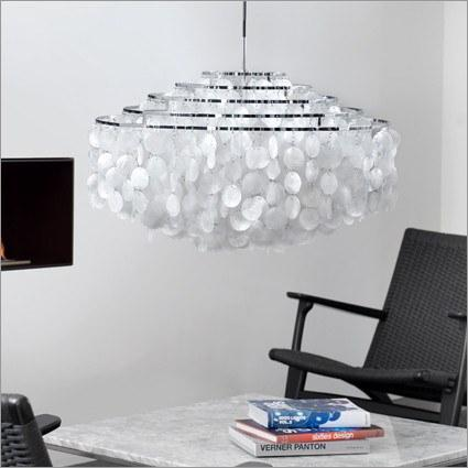 Lighting,Designers,Brands,Latest Trends - Verpan Fun 11DM Pendant Light