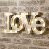 Lighting,Gifts,Sale,Bestsellers,Brands - LED Circus LOVE Wall Light