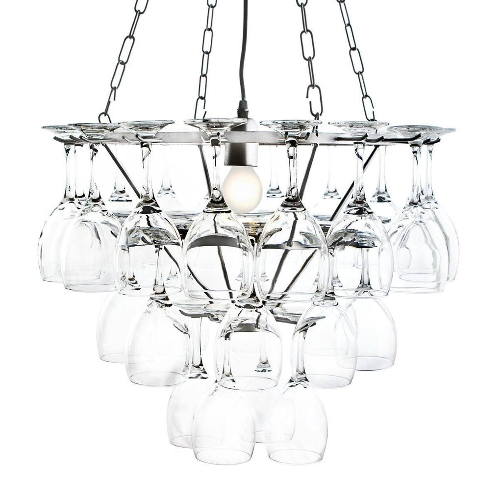 Lighting,Latest Products - Vino Wine Glass Chandelier