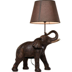 Elephant Table Lamp  : www.decorelo.co.uk