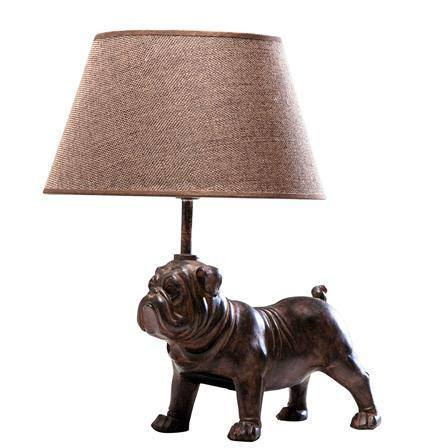Lighting,Sale - Pug Lamp