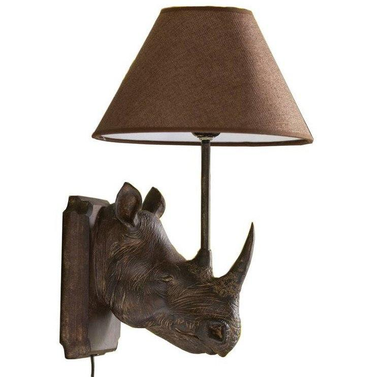 Lighting,Sale - Rhino Wall Lamp