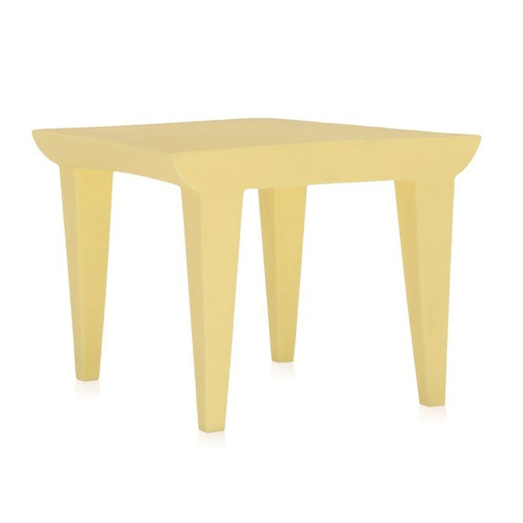 Kartell Bubble Club Coffee Table  Light Yellow: www.decorelo.co.uk