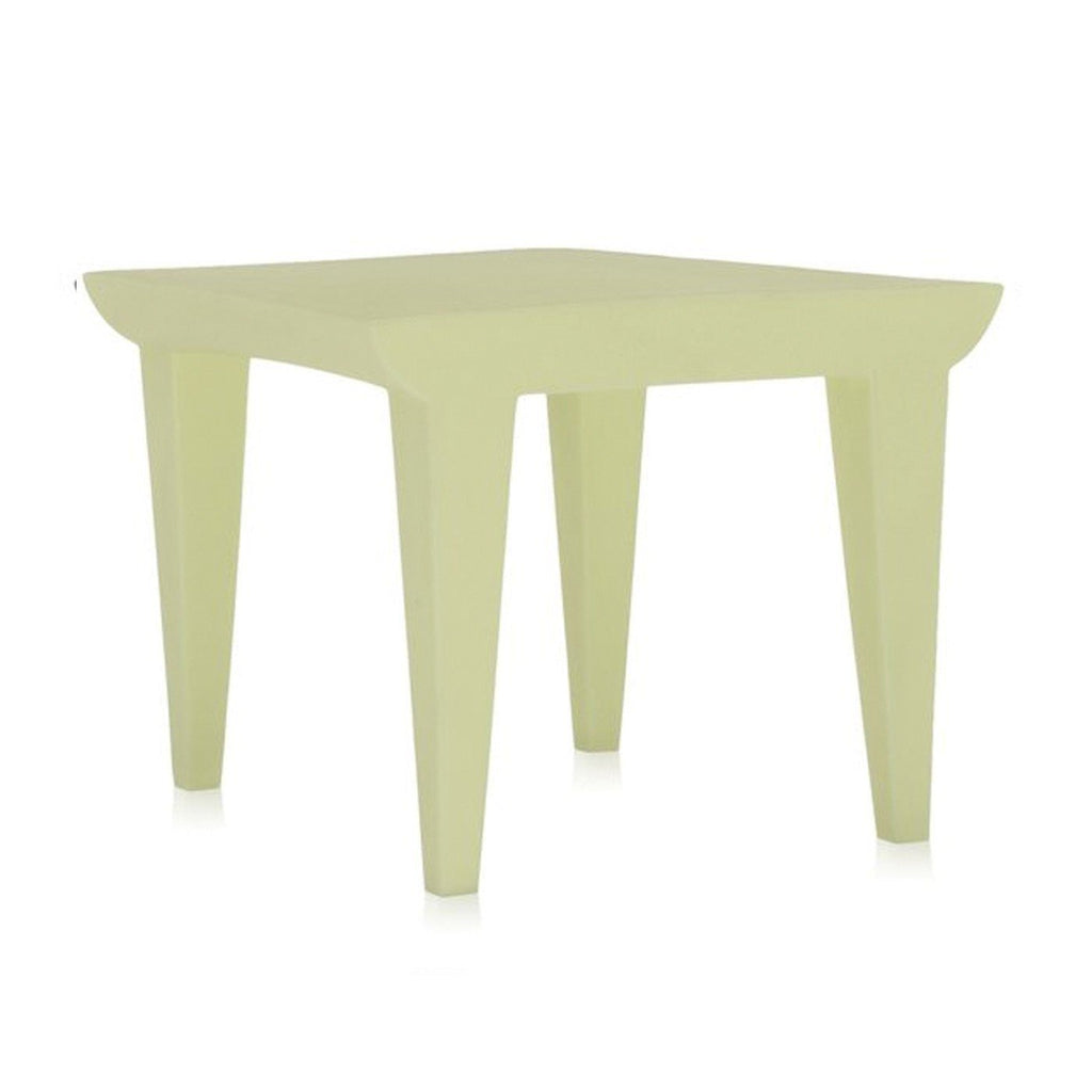 Kartell Bubble Club Coffee Table  Light Green: www.decorelo.co.uk