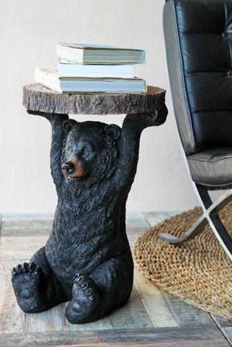 Bear Side Table Quirky Functional Amp Stylish Decorelo