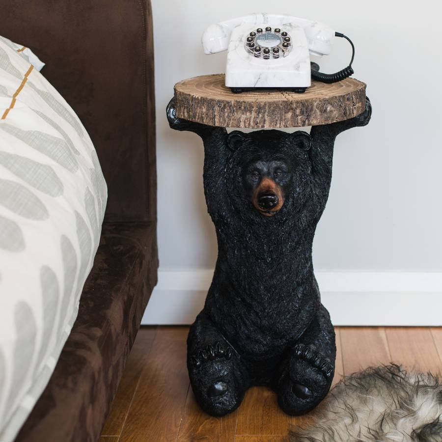 Living Room,Furniture,Brands,Sale - Bear Side Table