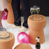 Living Room,Furniture,Sale - Champagne Cork Table