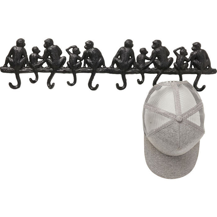 Monkey Coat Rack