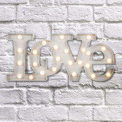 Jasmine Living LED Plastic Love Light