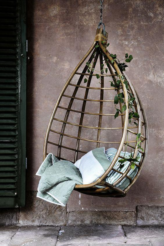 Sale,Garden,Furniture,Brands - Broste Copenhagen Lot Hanging Chair