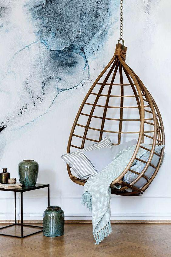 Broste Copenhagen Lot Hanging Chair