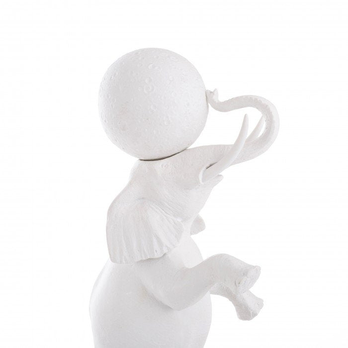 Seletti Elephant & Moon Lamp