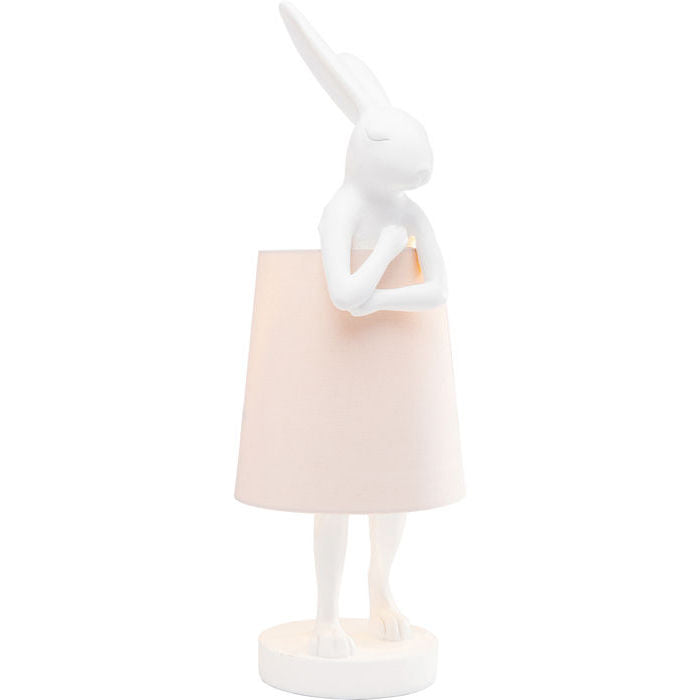 White Bunny Rabbit Table lamp